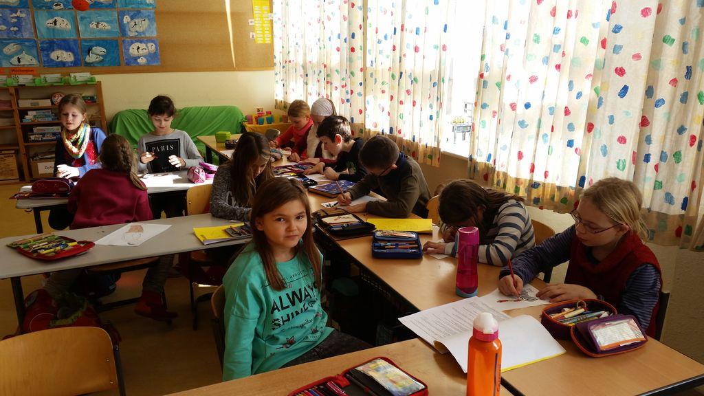 Projektwoche Märchen Klasse 3
