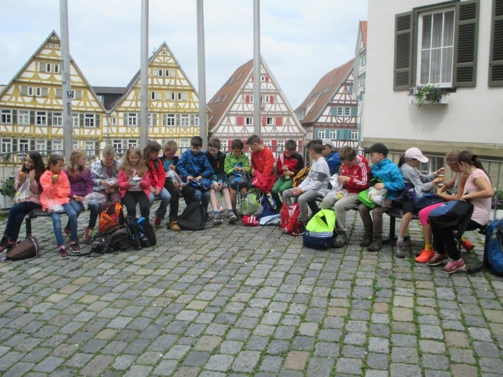 Schullandheim Klasse 4a